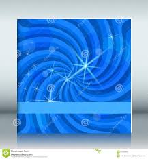 cover page template brochure background vortex star stock vector cover page template brochure background vortex star