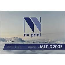 <b>Картридж NV-Print MLT-D203E</b> Черный (Black) — купить в городе ...