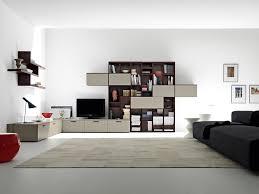 minimalist living room furniture minimalist living room decoration with tv cabinet integrated with wall shelves chic cozy living room furniture