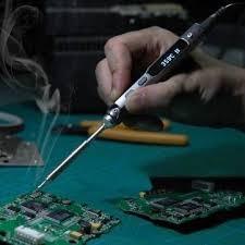 <b>TS100 Digital</b> OLED Programable Soldering Iron Station: Amazon ...