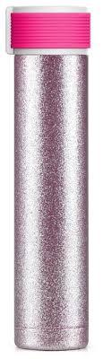 Купить Термобутылка asobu Skinny Glitter (<b>0</b>,<b>23 л</b>) purple по ...