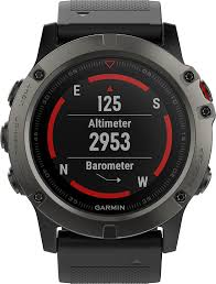 <b>Garmin fēnix</b>® <b>5X Sapphire</b> Smartwatch 51mm Fiber-Reinforced ...