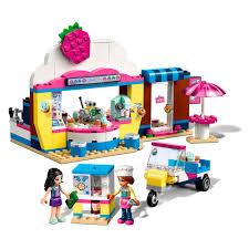 <b>Конструктор LEGO</b> Friends <b>Кондитерская Оливии</b> (41366 ...