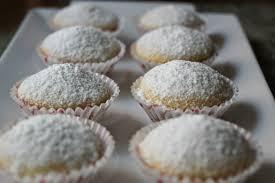 Resultado de imagen de recetas magdalenas caseras con azúcar