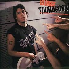 <b>George Thorogood</b> & The Destroyers - <b>Born</b> To Be Bad (1988, Vinyl ...