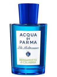 <b>Acqua di Parma Blu</b> Mediterraneo Bergamotto di Calabria Acqua di ...