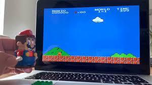 Hacker Uses <b>Lego Super Mario</b> Figure to Control Super Mario Game