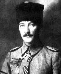 Mustafa Kemal Ataturk of Turkey (1881-1938). Ataturk was an Ottoman and Turkish army officer, revolutionary statesman, ... - mustafa-kemal-ataturk