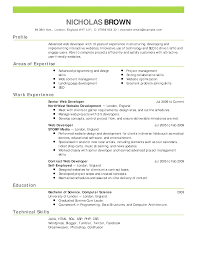 Breakupus Terrific Best Resume Examples For Your Job Search