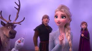 "How '<b>Frozen</b> 2' Soundtrack Tries to Find New ""<b>Let It Go</b>"" 
