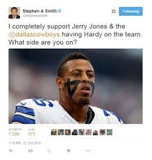 Greg Hardy Supporters Still Out Strong Defending The Domestic ... via Relatably.com