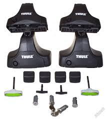 <b>Упоры Thule 754 для</b> автомобилей с гладкой крышей (4шт.) + ...