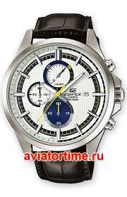 <b>Мужские</b> японские наручные <b>часы CASIO EFV</b>-<b>520L</b>-<b>7A</b> EDIFICE