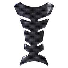 Novelty <b>3D</b> Carbon Fiber <b>Motorcycle Gel Oil</b> Gas Fuel Tank Pad ...