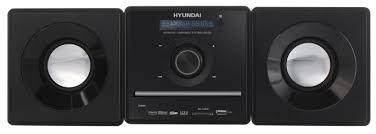 Музыкальный центр <b>Hyundai H</b>-<b>MS280</b> — купить по выгодной ...