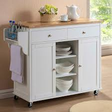 leaf kitchen cart: bathroom terrific coaster white natural finish kitchen microwave