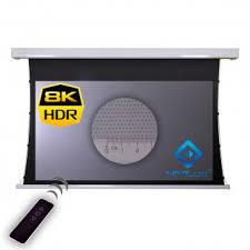 16:9 tab-tensioned motorised screen HiViGrey Cinema 5D ... - HiViLux