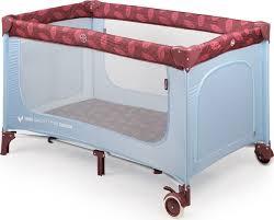 <b>Манеж</b>-кроватка <b>Happy Baby Martin</b>, голубой — купить в интернет ...