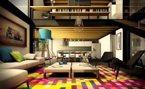living room taipei woont love: personable awesomely stylish urban living rooms room wall decor colorful design full size