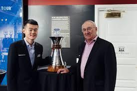 Ding <b>Liren</b> Wins <b>2019</b> Sinquefield Cup - US Chess