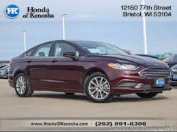 Ford Fusion for Sale in Milwaukee, WI 53224 - Autotrader