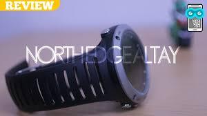 Review <b>North Edge</b> Altay - Kirain <b>Smartwatch</b>, Ternyata... - YouTube