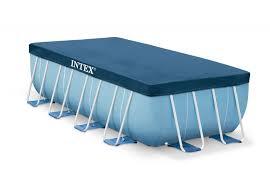 <b>Тент</b> защитный для каркасного бассейна <b>INTEX</b> Metal <b>Frame</b> 305 ...