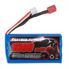<b>Аккумуляторы LiPo</b> 7,4V