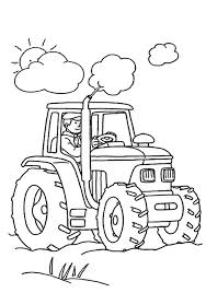 Small Picture Top 25 Free Printable Tractor Coloring Pages Online Boy images
