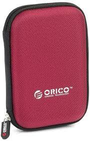 <b>Orico PHD</b>-<b>25</b>, <b>Red чехол</b> для жесткого диска — купить в ...