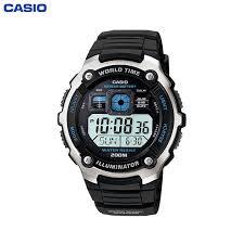 Quartz Wristwatches <b>Casio AE 2000W 1A</b> mens waterproof <b>watch</b> ...