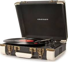 <b>Проигрыватель виниловых</b> дисков <b>Crosley Executive</b> Deluxe ...