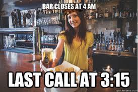 Scumbag Bartender memes | quickmeme via Relatably.com