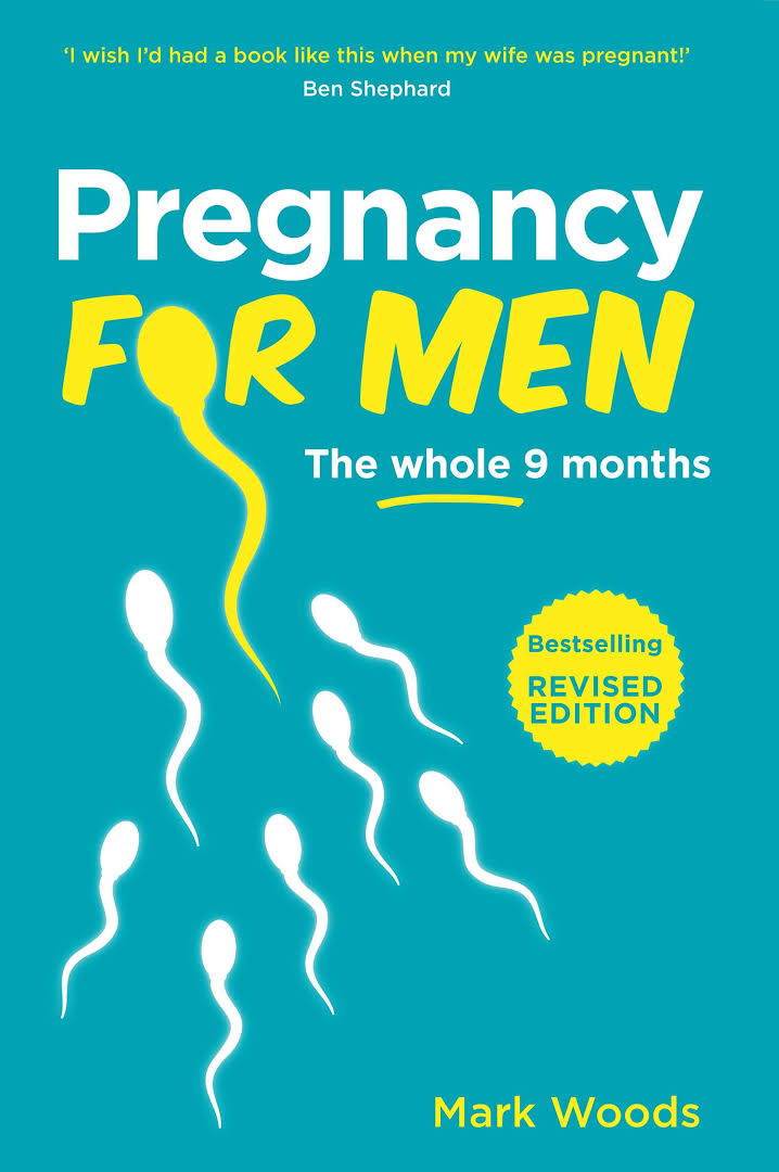 pregnancy for men book cover