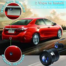 Universal <b>vehicle</b> camera <b>car</b> front and <b>rear view camera</b> 170 Wide ...