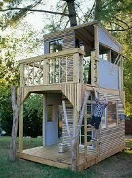 wooden tree house kits kids