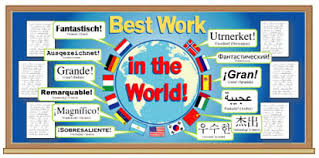 our best work bulletin boards are classroom staples a bulletin board that serves as a place to post your students excellent efforts can serve the dual bulletin boards