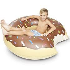 <b>Круг надувной chocolate</b> donut <b>BigMouth</b> FD-BMPF-0008 一 ...