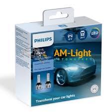 Светодиодная <b>лампа Philips</b> HB3 <b>Ultinon Essential</b> LED ...