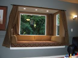 home decor interior furniture brilliant three ceiling lamps over gorgeous bay window window seats furniture window bay window furniture