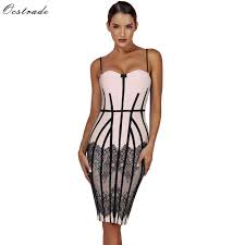 Ocstrade Vestidos Bandage Dress <b>2019 Summer New</b> Arrival ...