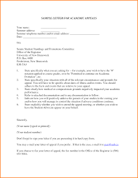 academic appeal letter letterhead template sample academic appeal letter 4666944 png