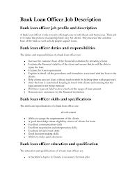 job resume sample quality assurance analyst job description sample loan closer loan officer job description resume resume ideas mortgage loan processor job description resume loan