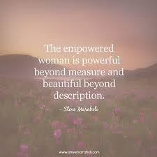 Quotes About Empowered (22 quotes) via Relatably.com