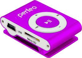 Цифровой аудио <b>плеер Perfeo</b> Music Clip Color <b>Titanium</b> ...