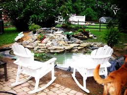 diy patio pond: diy paver patio pond steps yard furniture and pinterest home decor ideas home decorating