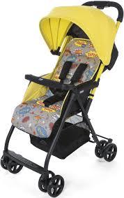 <b>Коляска прогулочная Chicco Ohlala</b> 2 желтый — купить в ...