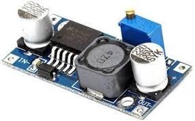 BAGATELLE <b>LM2596 DC</b>-<b>DC</b> Step Down Converter Module ...