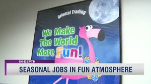 seasonal jobs in fun atmosphere seasonal jobs in fun atmosphere