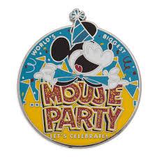 <b>Mickey Mouse</b> ''Mouse <b>Party</b>'' Pin | shopDisney
